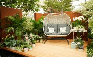 Chelsea Flower Show 2018 - Hillier Garden Centres - Stihl Inspiration & A Royal Celebration Photo 4