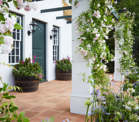 Chelsea Flower Show 2018 - Stewart Landscape Construction –  The Trailfinders South African Wine Estate