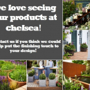 We #love seeing your #gardendesigns at #RHSChelseaFlowerShow using some of our #PotCo products!
