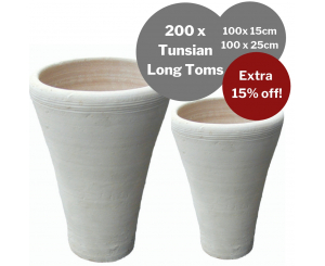Bulk Buy: Tunisian Long Tom