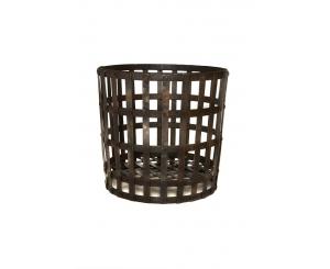Gothic Log Basket