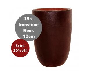 Bulk Buy: Ironstone Reus 40cm