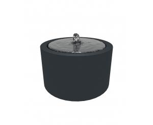 Riple Aluminium Round Water Table