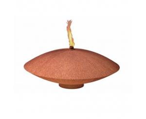 Corten Steel Float Bowl
