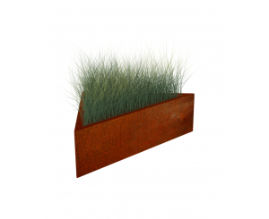 Genus Triangular Raised Bed
