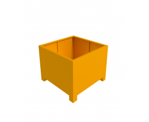 Pedes Cube with Feet