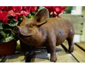 Standing Piglet Statue