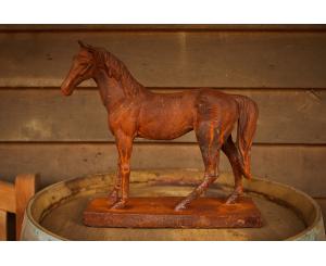 Miniature Horse Statue