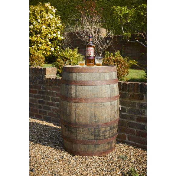 Aged Oak Whisky Full Barrels Image