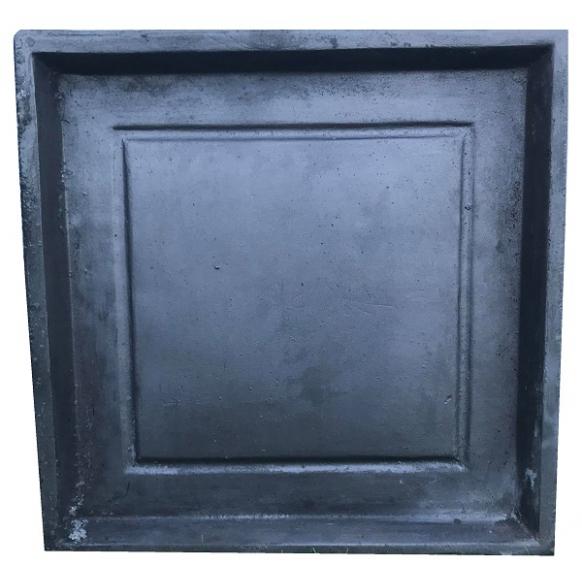 Clayfibre Faux Lead Saucers Image