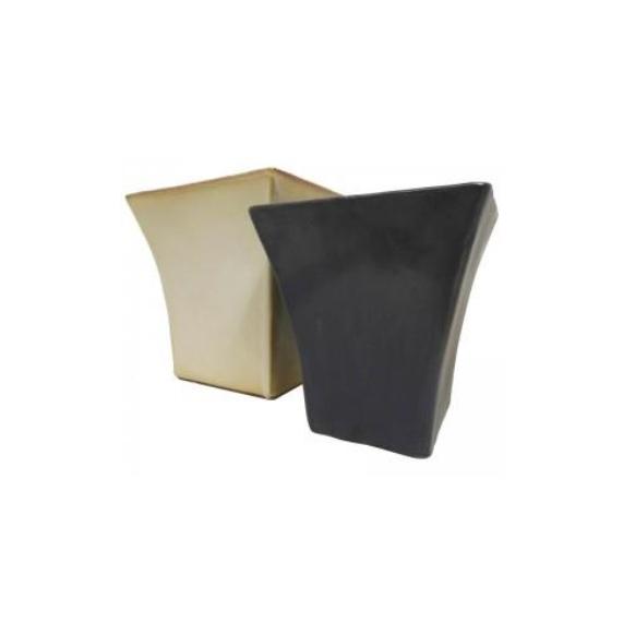 Glazed Flared Square Image