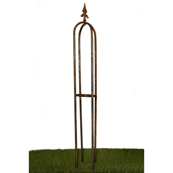 Fleur De Lys Finial Obelisk Image