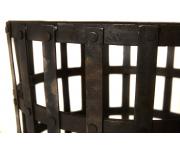Gothic Log Basket Image