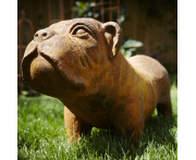 Bulldog Statue Image