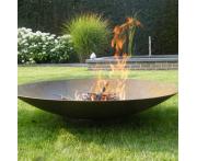 Corten Steel Fire Pit Image
