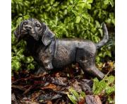 Puppy Dog Statue Image