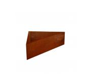 Genus Triangular Raised Bed Image