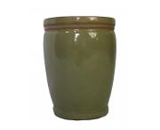Glazed Herb Pot Image