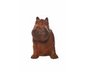 Happy Hippo Statue Image
