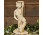 Fifties Nude Statue Image