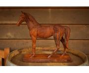 Miniature Horse Statue Image